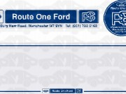 Route One Ford - Manchester
