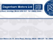 Dagenham Motors Uxbridge