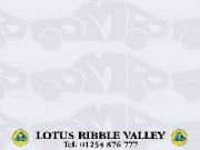 Lotus - Ribble Valley Plate Only