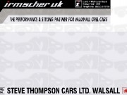 Steve Thompson Cars - Walsall