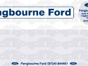 Pangbourne Ford - Reading