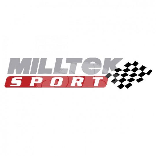 milltek sport decal dmb graphics ltd
