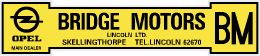 Bridge Motors - Lincoln - Opel - 327x70