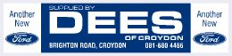 Dees of Croydon - Ford - 270x65