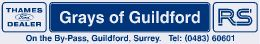 Grays of Guildford - Surrey - Ford - 250x40