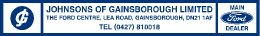 Johnsons of Gainsborough - North Yorkshire - Ford - 300x40
