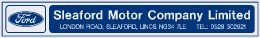 Sleaford Motor Company - Lincoln - Ford - 290x40