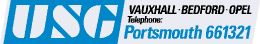 USG - Portsmouth - Vauxhall Opel Bedford - 275x45