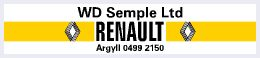 WD Semple - Argyll - Renault - 295x65