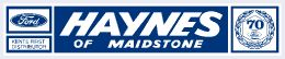 Haynes of Maidstone - Ford - 250x50