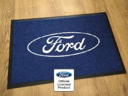 Workshop Mat - Ford Outline Logo