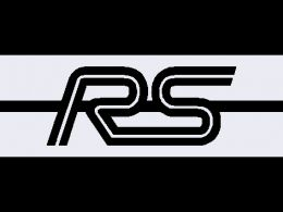 Side Stripes - RS Focus Logo