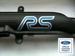 Focus Mk2 RS induction pipe badge