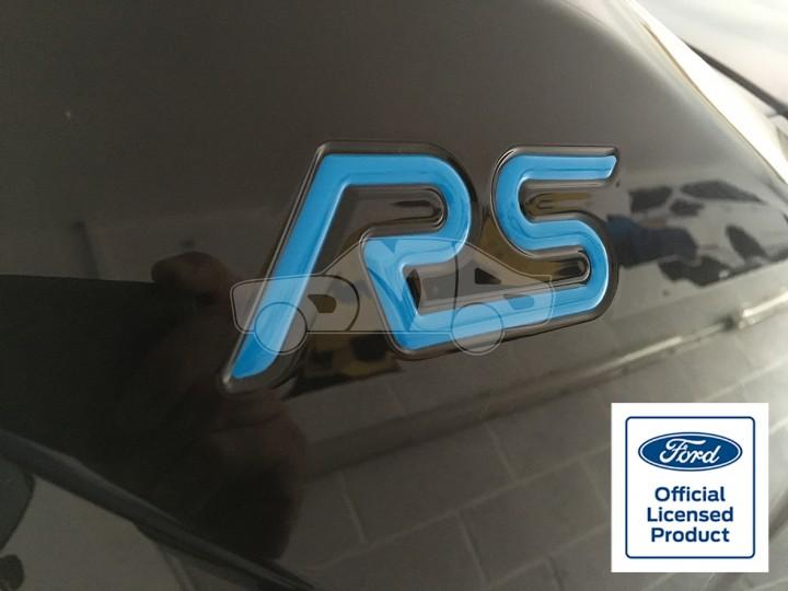 Focus Mk3 Rs Rear Spoiler Rs Inlay Pair Dmb Graphics Ltd