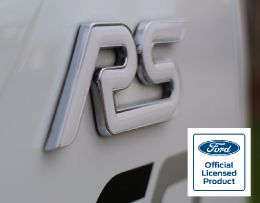 Focus Mk2 RS GEL Inlay - Rear
