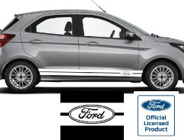 Ford Oval Universal Stripes - Gallery